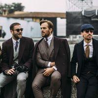 El mejor streetstyle de la semana: la feria Pitti Uomo nos trae el mejor estilo masculino