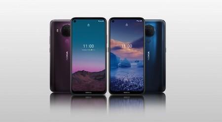 Nokia 5.4: una gama media económica con lentes Zeiss y sonido OZO Audio