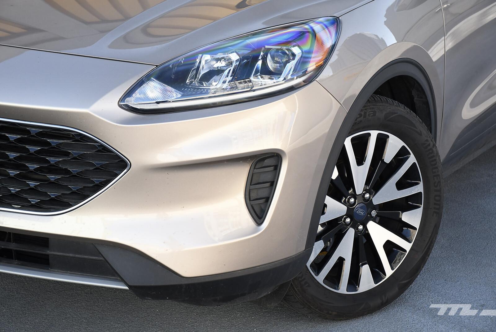Foto de Ford Escape Hybrid (prueba) (10/22)