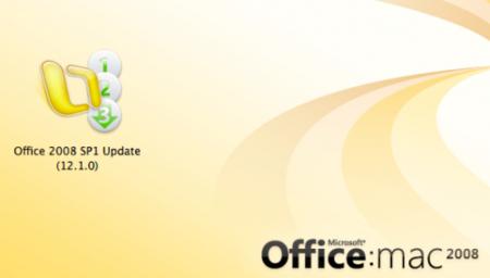 Actualizando Office 2008