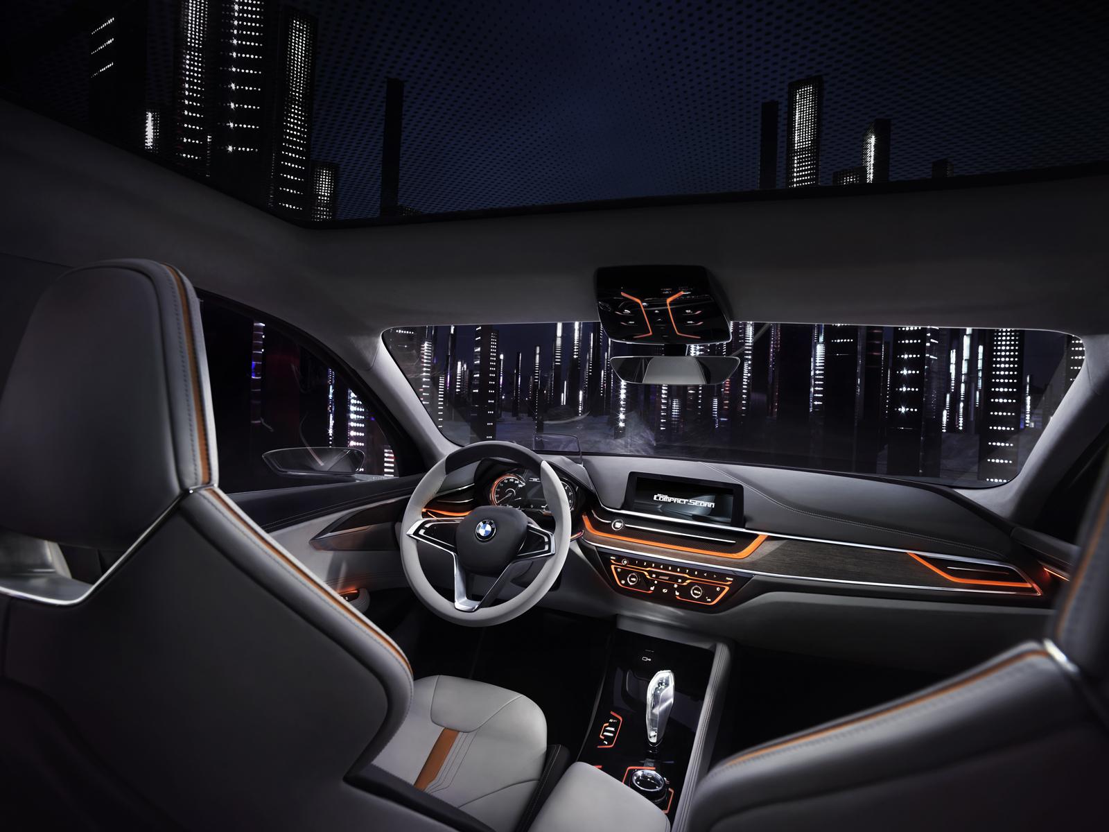 Foto de BMW Concept Compact Sedan (10/26)