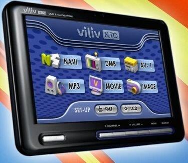 Viliv N70, algo más que un navegador GPS
