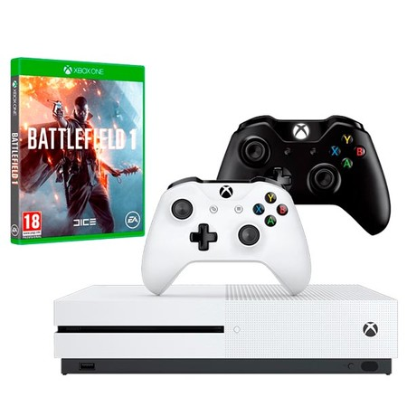 Xbox One S Battlefield Mando 2