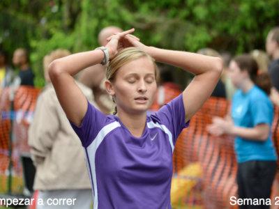 Entrenamiento para empezar a correr: semana 20 (fin)
