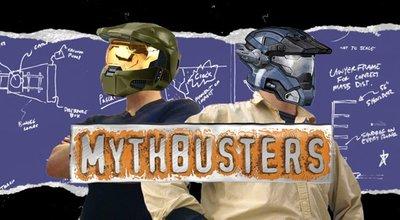 Los Cazadores de Mitos llegan a 'Halo: Reach'