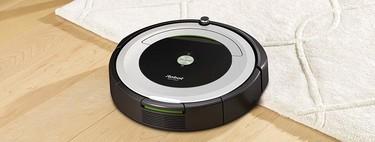 Oferta del día en Amazon: robot aspirador Roomba 691 por 249 euros, con app y compatible con Alexa y Google Assistant