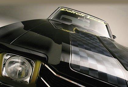 1971 Chevrolet Chevelle, rejuvenecido para otros 30 años