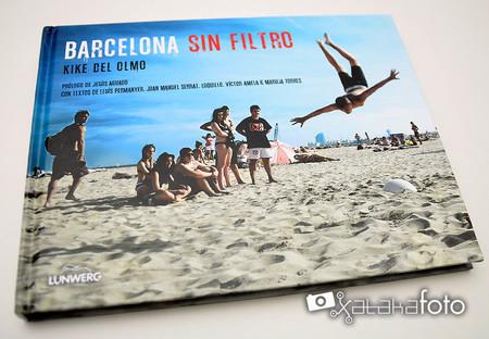 """""""Barcelona sin filtro"""", de Kike del Olmo, un libro imprescindible para fotografía callejera"""