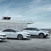 Peugeot 508 Hybrid y 3008 Hybrid4: nuevos híbridos enchufables con hasta 50 kilómetros de autonomía eléctrica