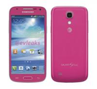 Samsung Galaxy S4 mini podría llegar en color rosa en octubre
