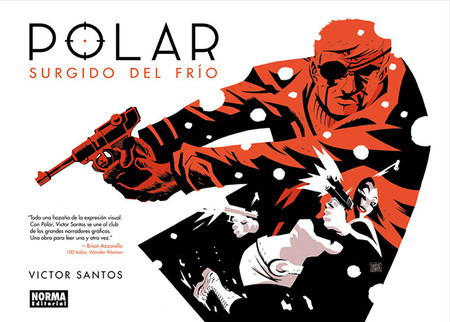 Polar Surgido Del Frio Libros Que Seran Pelicula En 2019