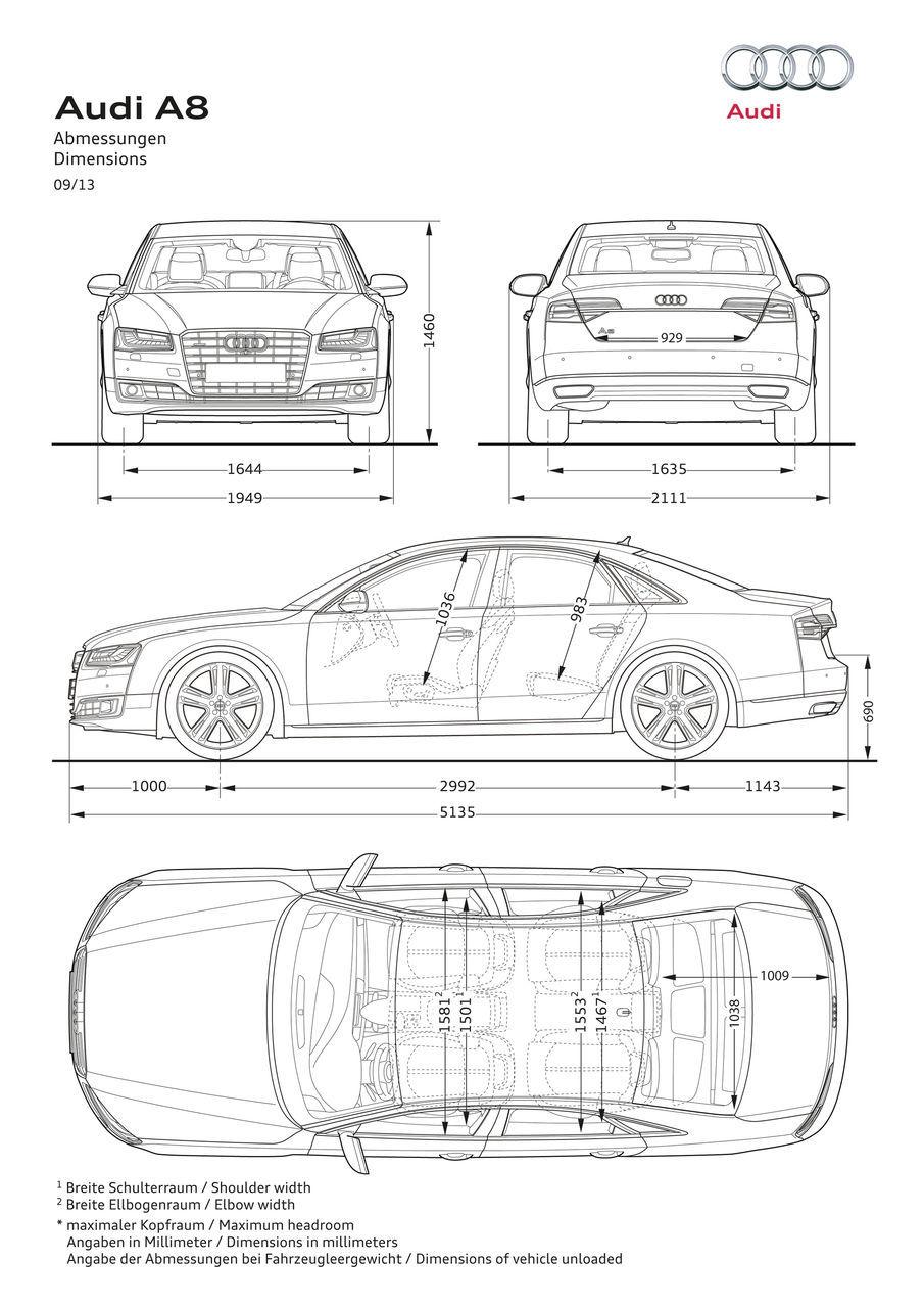Foto de Audi A8 2013 (65/67)