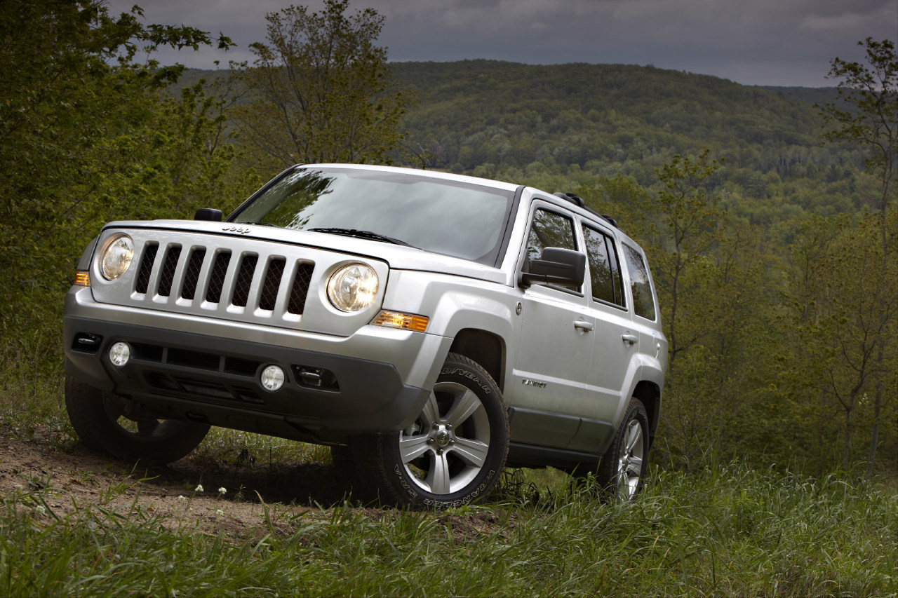 Foto de Jeep Patriot 2011 (1/18)