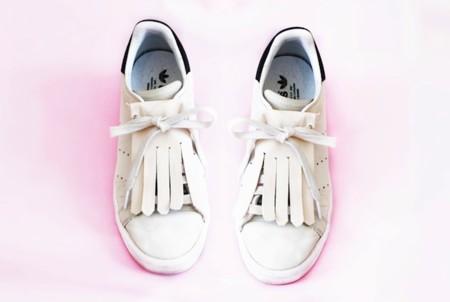 Diy Shoe Tassel Fringes How To Make Diy Fringes Sneakerfringe Sneakertassel Shoetassel Shoefringe