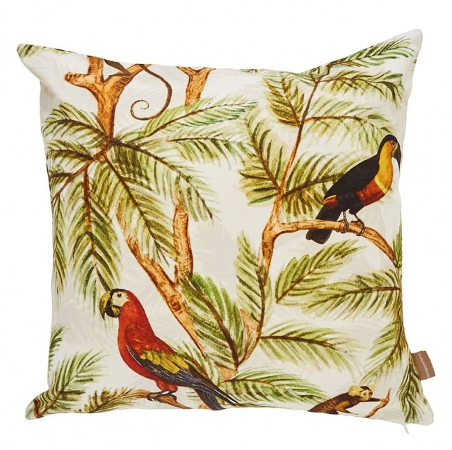 Graduate Collection Jungle Print Cushion