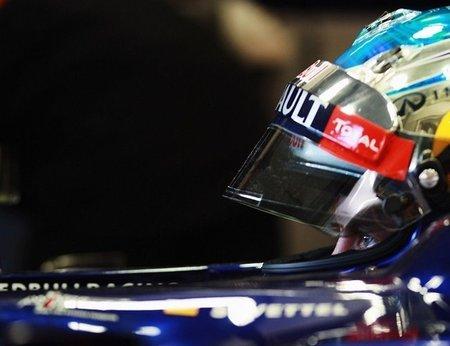 Sebastian Vettel obtiene el mejor tiempo en la sesión matutina del primer día de pruebas en Barcelona