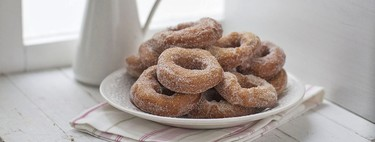 Roscos fritos, la más deliciosa tradición andaluza para endulzar esta Semana Santa