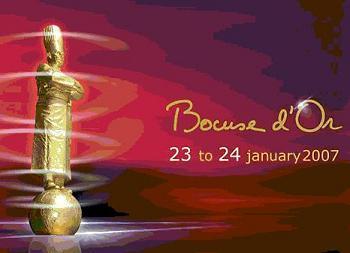 XI Edición del concurso internacional de cocina Bocuse d'Or