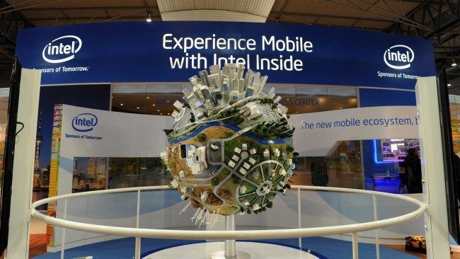 Intel MWC 2013