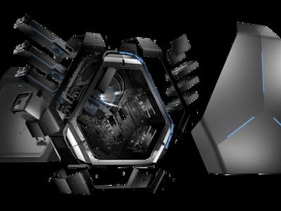 Alienware y AMD hacen camino juntas con equipos 'gaming': Area 51 con tres Radeon RX480