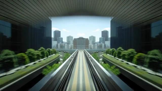 Hyper Drive Yurikamome, el Time Lapse japo y futurista del momento