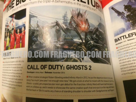 Call Of Duty Ghosts Ii