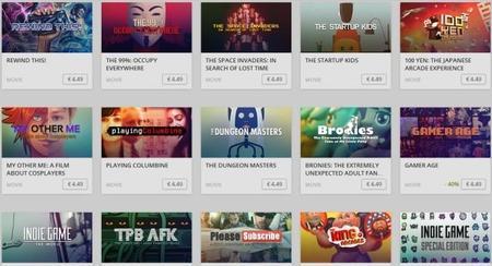 Ya puedes comprar películas sin DRM desde GOG. Steam, te están adelantando