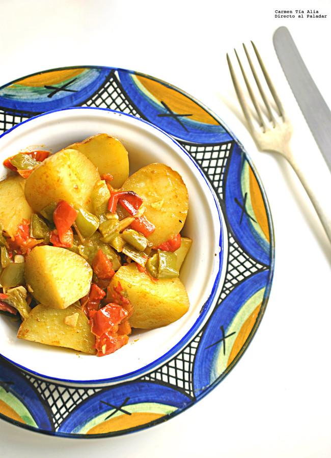 Patatas Asadas En Crockpot