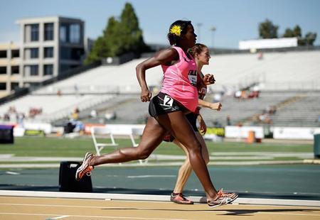 Alysia Montano: la corredora que compitió embarazada de 34 semanas