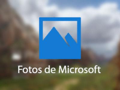 Fotos de Microsoft pasa por el estilista: se pone al día y ahora ofrece un diseño más moderno y funcional