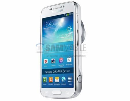 Se destapa el próximo smartphone de muchos fotógrafos: Samsung Galaxy S4 Zoom