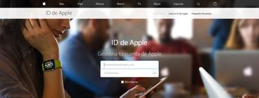 Cómo cambiar la dirección de correo de tu ID de Apple