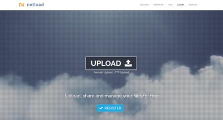 Netload, el servidor de alojamiento de archivos que se resiste a morir