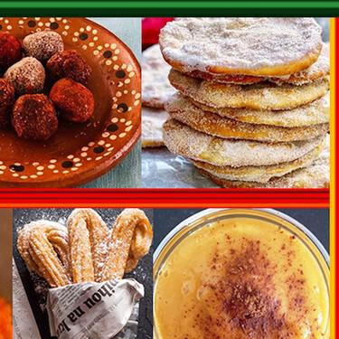 17 recetas fáciles de los postres y dulces tradicionales de México más ricos que puedes preparar en casa para estas fiestas patrias