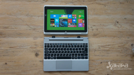 Acer Aspire Switch 10, toma de contacto