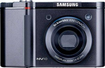 Samsung NV10, en el termino medio