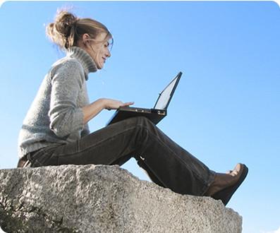 Internet de alta movilidad (II), BIMgo de Blau en el AVE