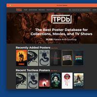 The Poster Database quiere ser el IMDb de los carteles de películas, y ya tiene más de 35.000