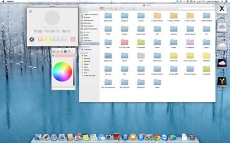 Folderol, consigue cambiar el color de tus carpetas en OS X