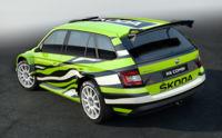 Škoda insinúa ir de rally con la familia a cuestas