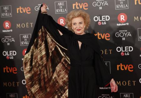 Premios Goya 2018: Marisa Paredes se decanta por Sybilla para recibir el Goya Honorífico