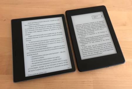 Kindle Oasis Paperwhite