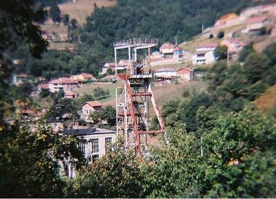 Visitas guiadas gratuitas al mítico Pozo Santa Bárbara, en Asturias