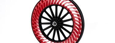 Los neumáticos sin aire de Bridgestone llegarán este mismo año a las calles