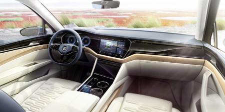 Volkswagen T-Prime Concept GTE interior