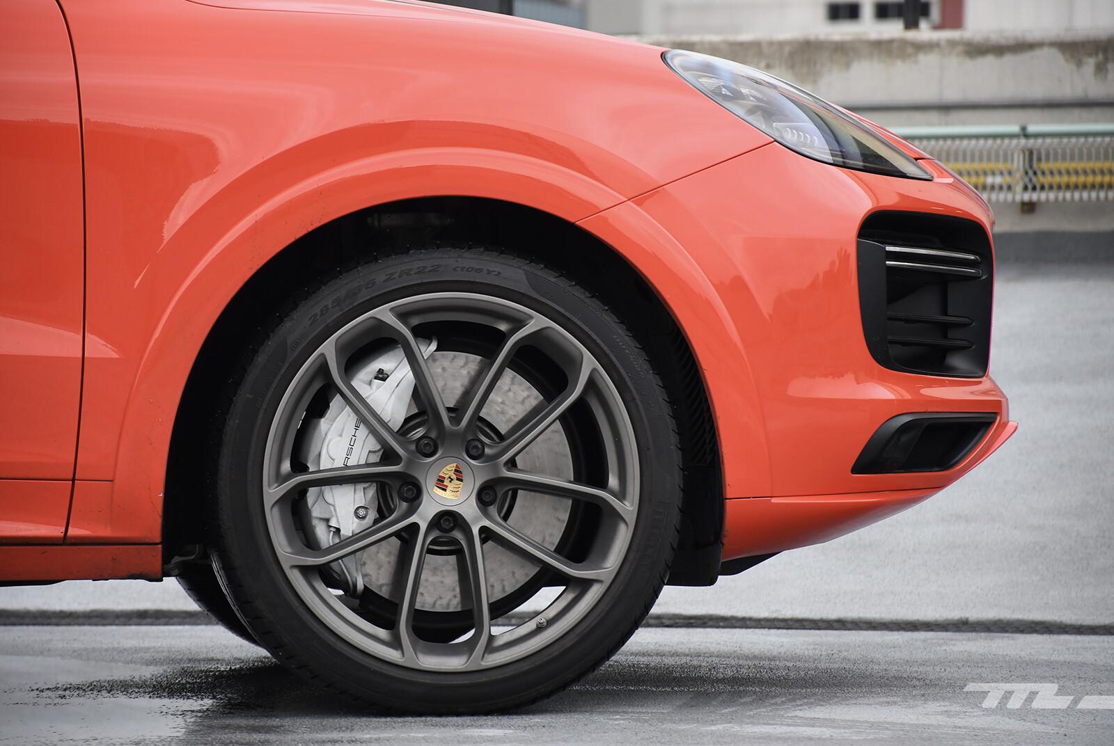 Foto de Porsche Cayenne Turbo Coupé (prueba) (8/28)
