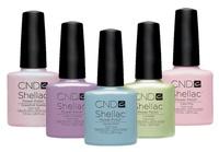 CND Shellac nos presenta su nueva colección para esta Primavera 2013: Sweet Dreams
