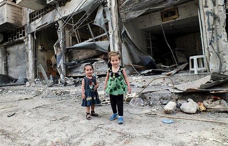 La OMS confirma un brote de poliomielitis en Siria