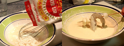 tempura paso