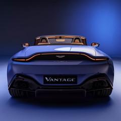 Foto 8 de 11 de la galería aston-martin-vantage-roadster-2020 en Motorpasión
